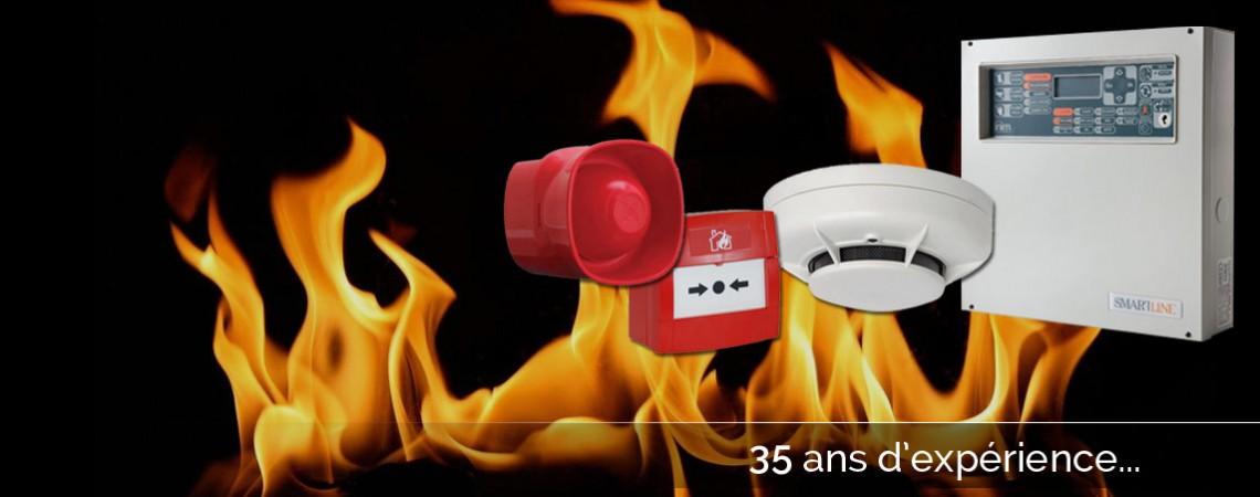 Systèmes de détection incendie